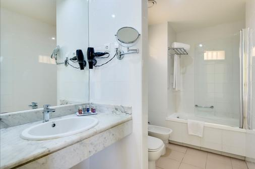 兰萨罗特岛海滩西方酒店 - 科斯塔特吉塞 - 浴室