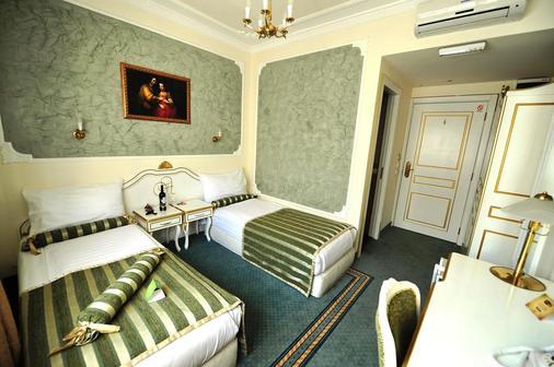 皇后阿斯托利亚设计酒店 - 贝尔格莱德 - 睡房