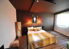 加尔尼先生设计酒店 - 贝尔格莱德 - 睡房