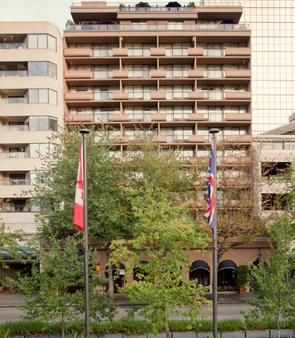 韦奇伍德休闲酒店 - 温哥华 - 建筑