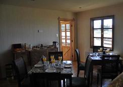 博列斯之家酒店 - 纳塔列斯港 - 餐馆