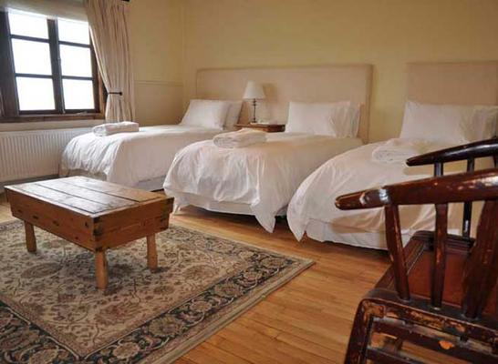 博列斯之家酒店 - 纳塔列斯港 - 睡房