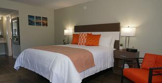 圣地亚哥海洋世界动物园阿特伍德酒店 - 圣地亚哥 - 睡房