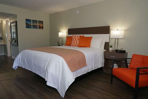 圣地亚哥阿特伍德汽车旅馆 - 海洋世界/动物园 - 圣地亚哥 - 睡房