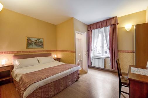 贝利公寓酒店 - 罗马 - 睡房