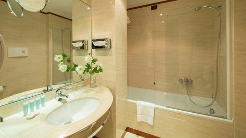 罗马卡潘尼尔酒店 - 罗马 - 浴室