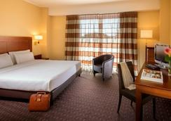 罗马卡潘尼尔酒店 - 罗马 - 睡房