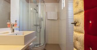 雅典阿尔特尔酒店 - 雅典 - 浴室