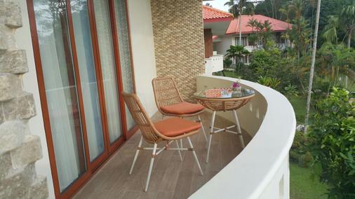 巴淡岛赛乔度假酒店及Spa - 巴淡岛 - 阳台