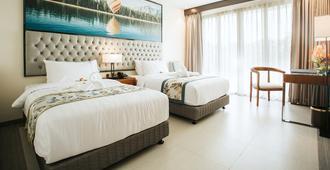 巴淡岛新世纪度假村 SPA 酒店 - 巴淡岛 - 睡房