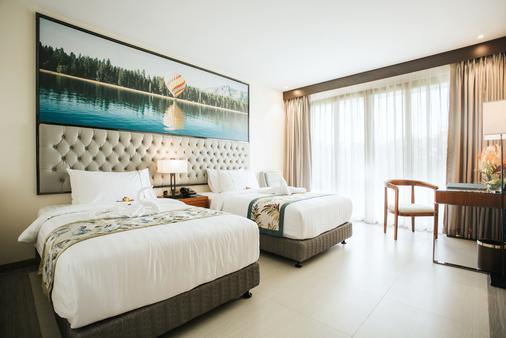 巴淡岛赛乔度假酒店及Spa - 巴淡岛 - 睡房