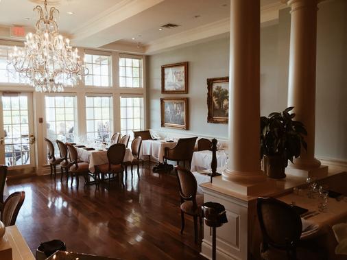 河湾葡萄园酒店 - 滨湖尼亚加拉 - 餐馆
