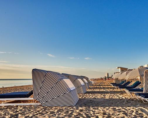 那堤路斯阿罗酒店 - 迈阿密海滩 - 海滩