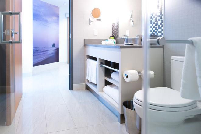 湖畔温尼伯机场大酒店 - 温尼伯 - 浴室