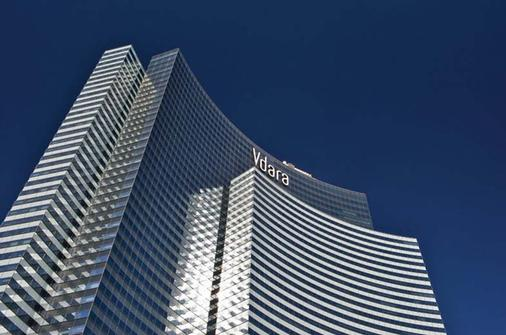维达拉喷气奢华酒店 - 拉斯维加斯 - 建筑