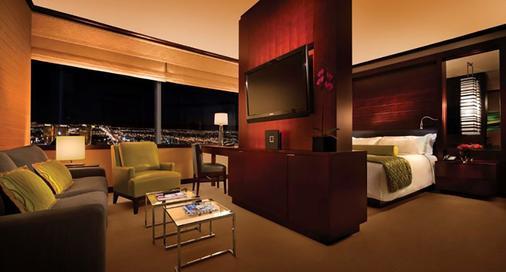 维达拉喷气奢华酒店 - 拉斯维加斯 - 客厅