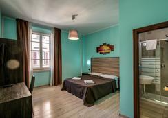 佛罗伦萨巴赛利亚酒店 - 佛罗伦萨 - 睡房