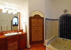 金索尔苏雷精品酒店 - 卡门海滩 - 浴室
