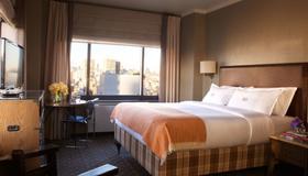 纽约苏豪大酒店 - 纽约 - 睡房