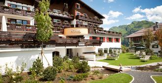 索恩伯格酒店 - 莱赫阿尔贝格 - 户外景观