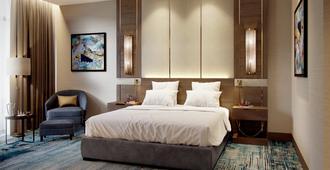 阿斯塔纳希尔顿酒店 - 努尔苏丹