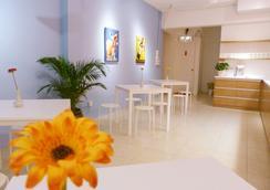 橙色佩考旅馆 - 吉隆坡 - 餐馆