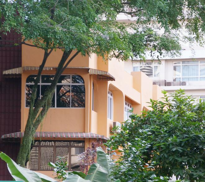 橙色佩考旅馆 - 吉隆坡 - 建筑