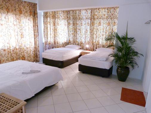 橙色佩考旅馆 - 吉隆坡 - 睡房
