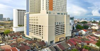 槟城龙城快捷酒店 - 乔治敦 - 建筑