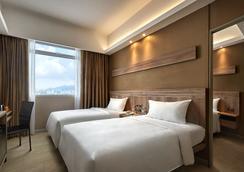 槟城龙城快捷酒店 - 乔治敦 - 睡房