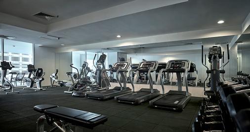 圣吉尔斯温布利槟城精品酒店 - 乔治敦 - 健身房