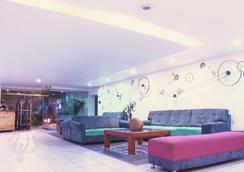 方坦雷福玛酒店 - 墨西哥城 - 大厅
