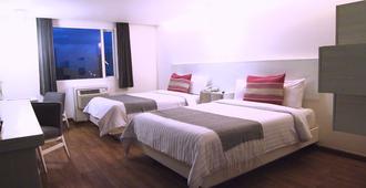 方坦雷福玛酒店 - 墨西哥城 - 睡房