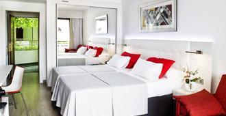 加拉酒店 - 美洲海滩 - 睡房