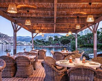 博德鲁姆岬华丽海滩酒店 - 京多安 - 餐馆