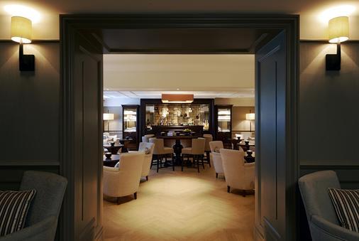 阿姆斯特丹华尔道夫酒店 - 阿姆斯特丹 - 酒吧