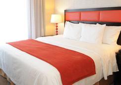 菲尔德亚特兰大市中心万豪酒店 - 亚特兰大 - 睡房