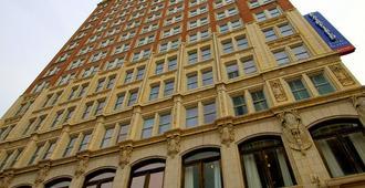 亚特兰大市中心万豪万枫酒店 - 亚特兰大 - 建筑