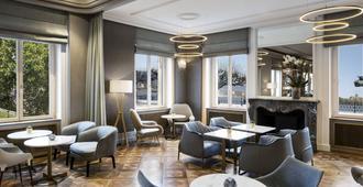 日内瓦和平酒店 - 日内瓦 - 休息厅