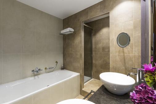日内瓦和平酒店 - 日内瓦 - 浴室