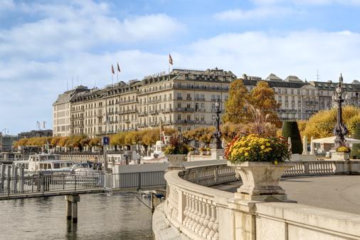 日内瓦和平酒店 - 日内瓦 - 建筑