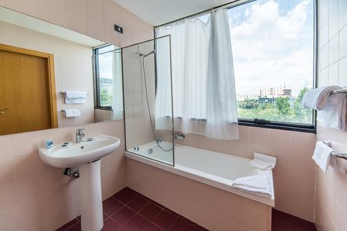 米兰圣西罗 Idea 酒店 - 米兰 - 浴室