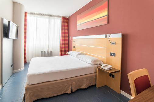 米兰圣希罗埃狄尔酒店 - 米兰 - 睡房