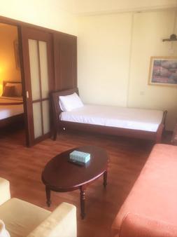 贝拉亚时代广场酒店 - 吉隆坡 - 客厅