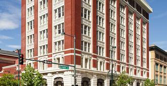 提亚特洛酒店 - 丹佛 - 建筑