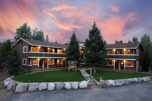 布雷肯里奇草地公园酒店滑雪度假村 - 布雷肯里奇 - 建筑