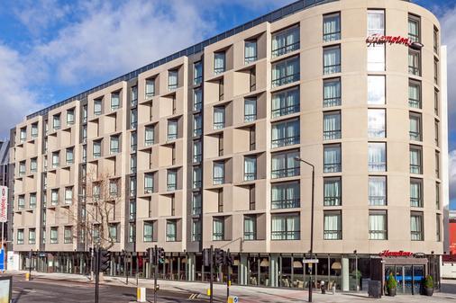 汉普顿伦敦滑铁卢希尔顿酒店 - 伦敦 - 户外景观