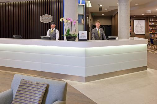 汉普顿伦敦滑铁卢希尔顿酒店 - 伦敦 - 柜台