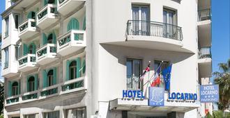 洛加诺酒店 - 尼斯 - 建筑