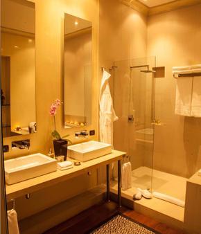 兰花酒店 - 波哥大 - 浴室